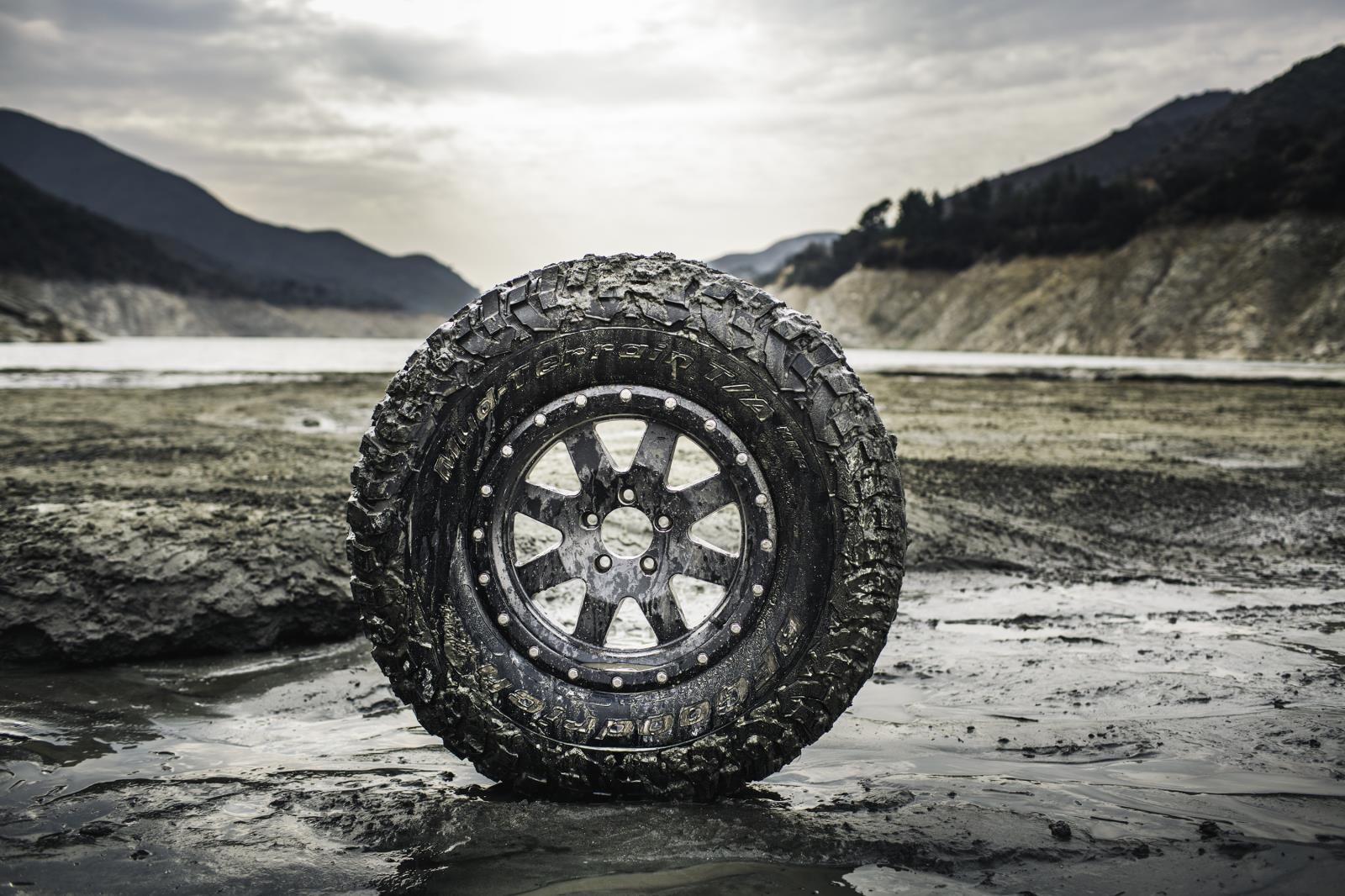 Bfgoodrich Launches Km3 Mud Tire Bfgoodrich North America Newsroom