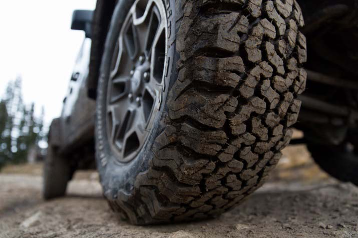 Bfgoodrich Tires Releases 16 Additional Sizes Of Its Toughest All