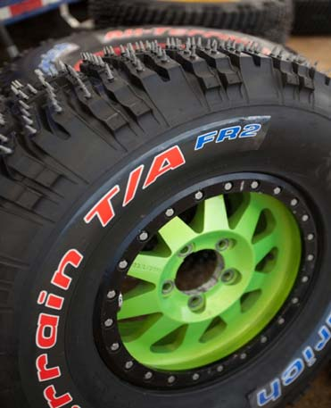 Bfgoodrich All Terrain >> BFGoodrich® Tires Brings Traction to Red Bull Frozen Rush :: BFGoodrich North America Newsroom
