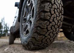 Bfgoodrich 174 Tires Releases New Sizes Of Its Toughest All